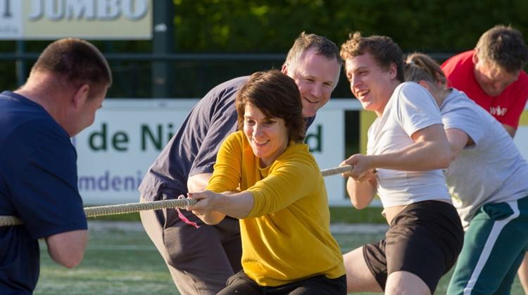 G-voetbaltoernooi en aangepast aanbod tijdens de Nationale Sportweek afbeelding nieuwsbericht