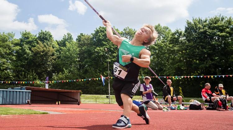 Para-atletiek: zoveel mogelijk integreren in bestaande clubs afbeelding nieuwsbericht