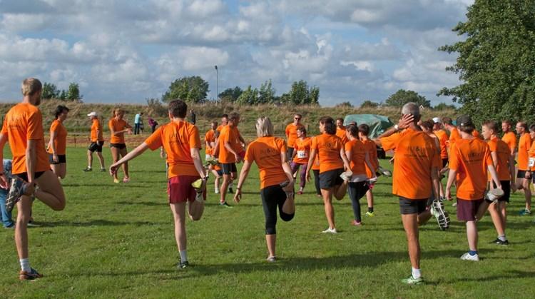 """Hardlopen met de loopgroep """"Samen Fit' van Ons Tweede Thuis afbeelding nieuwsbericht"""
