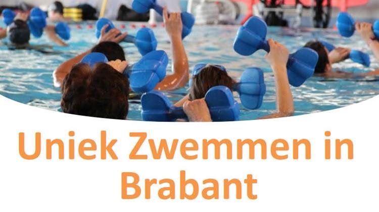 Uniek Zwemmen Brabant: proeflessen Aquagym afbeelding nieuwsbericht