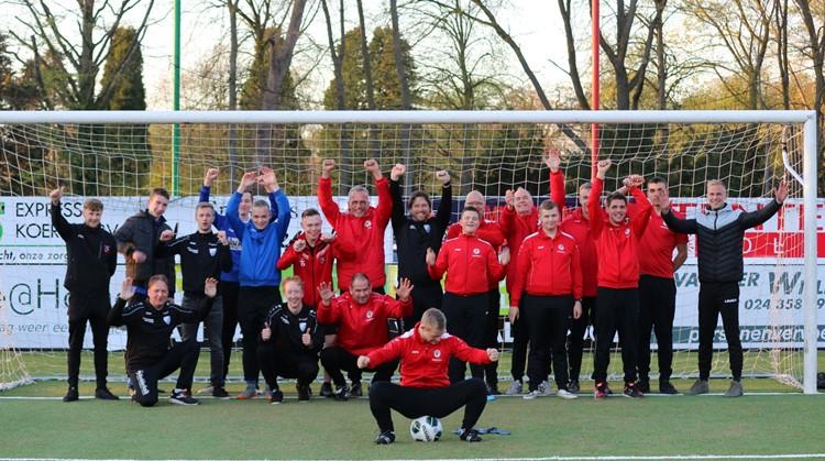Cursus trainer-assistent regio Nijmegen afbeelding nieuwsbericht