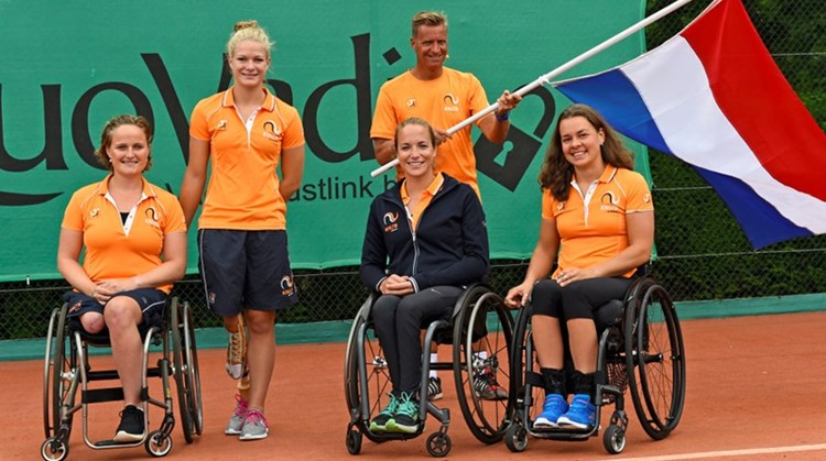 UNIQLO Wheelchair Doubles Masters in Bemmel afbeelding agendaitem