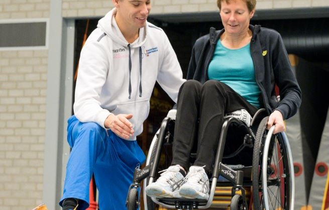 Inschrijving Sporten met een rolstoel verlengd afbeelding nieuwsbericht