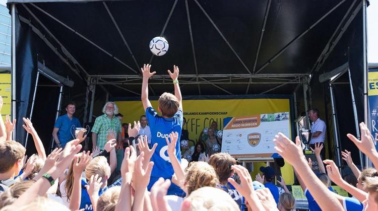 Samenwerkingsverband Uniek Sporten bekrachtigt samenwerking komende drie jaar afbeelding nieuwsbericht
