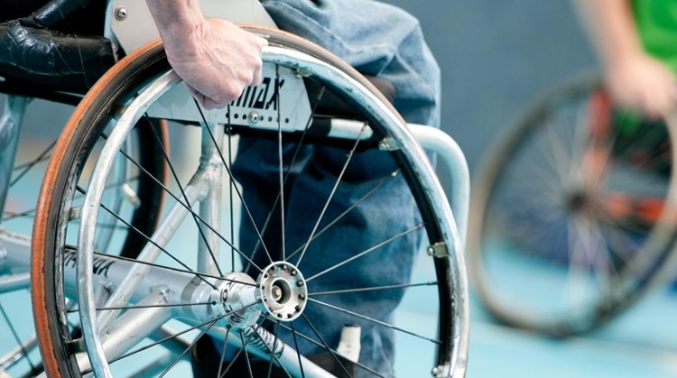 Eerste officiële rolstoelhandbaltraining bij HV Foreholte goed ontvangen afbeelding nieuwsbericht