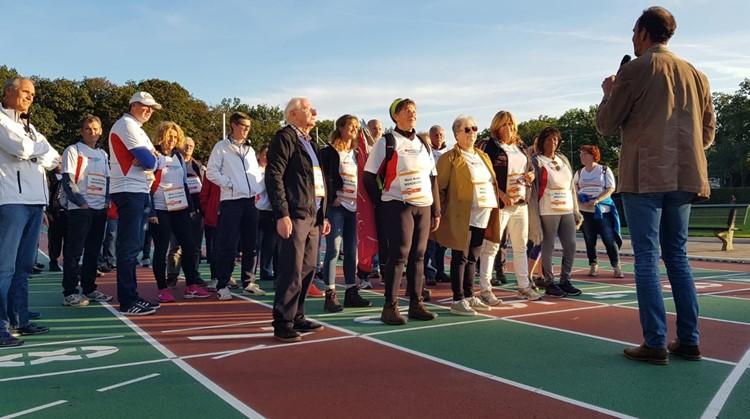 Eindloop Diabetes Wandel Challenge West-Brabant groot succes afbeelding nieuwsbericht