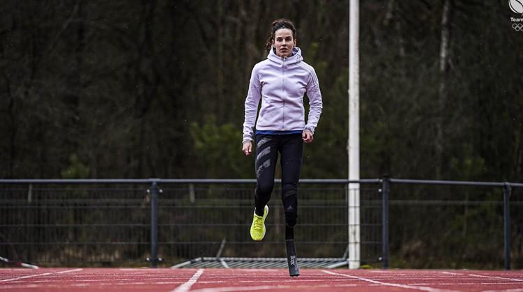 Vliegen voor het Leven: minidocu Team NL over Bossche para-atlete Kimberly Alkemade afbeelding nieuwsbericht