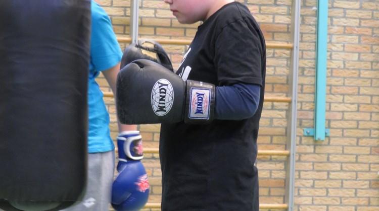 """""""Rik is door de bokslessen enorm vooruitgegaan"""" afbeelding nieuwsbericht"""