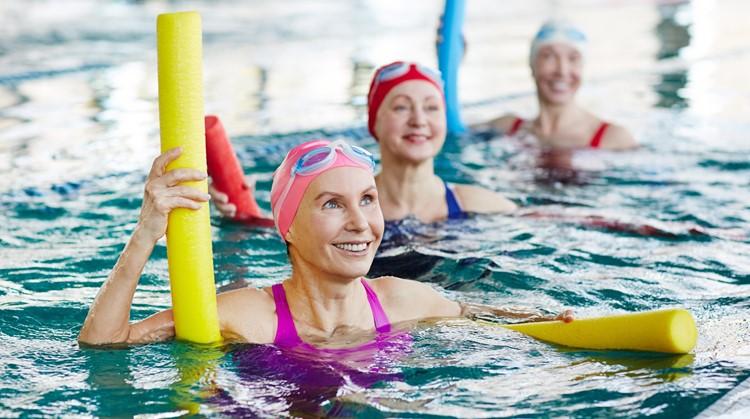 Aquatherapie bij Long Covid afbeelding nieuwsbericht
