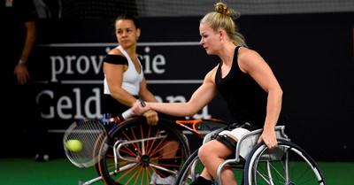 Uniqlo Wheelchair Double Masters afbeelding nieuwsbericht