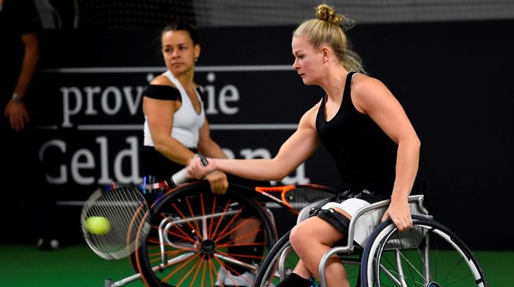Uniqlo Wheelchair Double Masters afbeelding agendaitem
