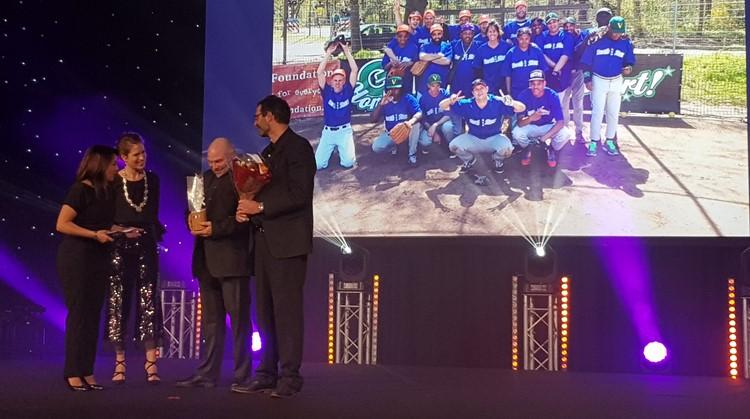 Honk- en softbalvereniging North Stars wint de Amsterdamse Pluim 2018! afbeelding nieuwsbericht