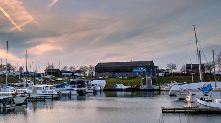 Feestelijke opening lift en loopbrug bij sailability WSV Giesbeek afbeelding nieuwsbericht