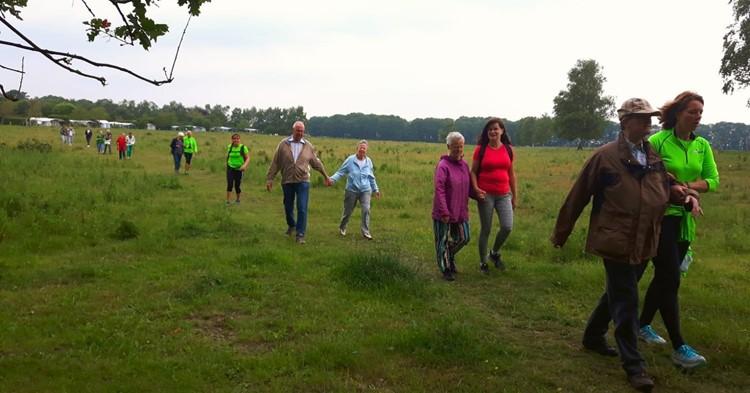 Wandelt u gezellig mee met de slechtzienden en blinden van Slow Sports Oosterbeek? afbeelding nieuwsbericht
