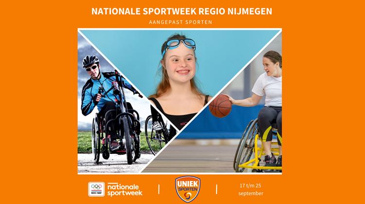 Nationale Sportweek 2021: Sportaanbieders zetten deuren open afbeelding nieuwsbericht