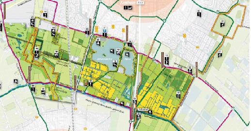Wandelen voor wandelaars met een beperking op de Dag van Park Lingezegen  afbeelding nieuwsbericht