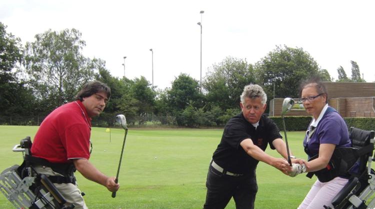 Golfles in Goes voor mensen met hersenletsel?! afbeelding nieuwsbericht