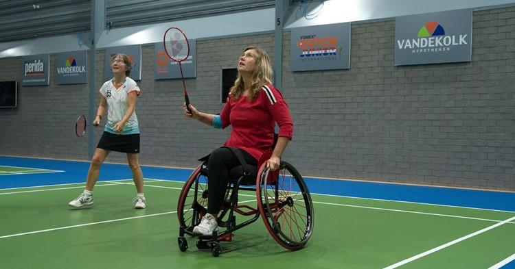 Sporter van de maand november: Ilse Moerkerk afbeelding nieuwsbericht