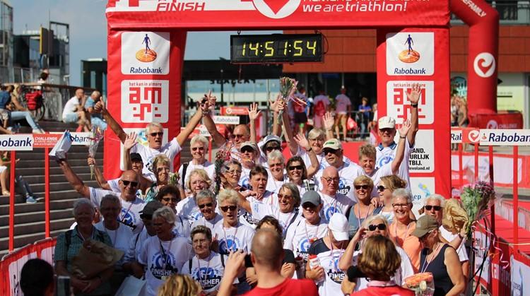 No-Limit Challenge Almere - Amsterdam afbeelding nieuwsbericht