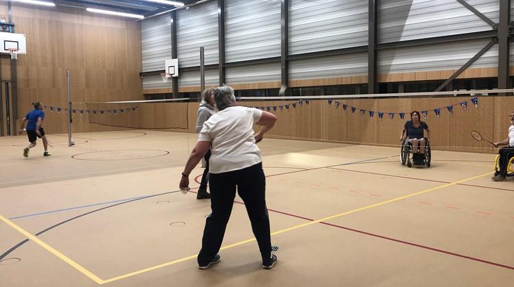 Trainer voor recreatief aangepast badminton in Hilversum gezocht! afbeelding nieuwsbericht