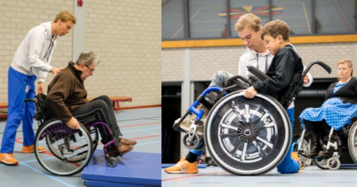 Training Rolstoelvaardigheid en Sport bij Klimmendaal in Arnhem afbeelding nieuwsbericht
