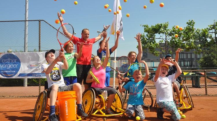 TennisKids Games Amsterdam 26 mei afbeelding nieuwsbericht