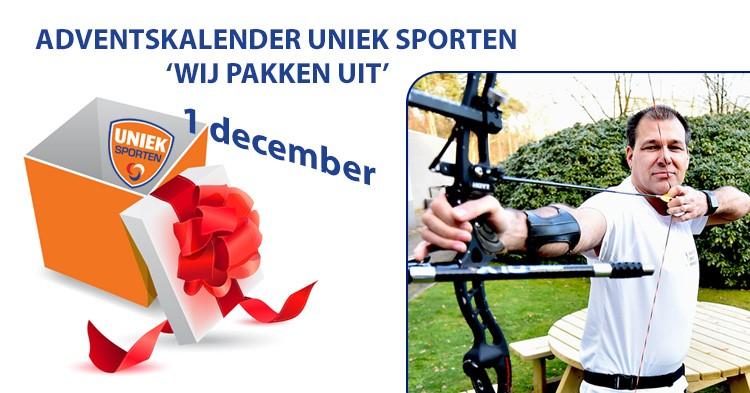 Adventskalender - Uniek Sporten pakt uit! Vandaag, dinsdag 1 december: Paul Gommers  afbeelding nieuwsbericht