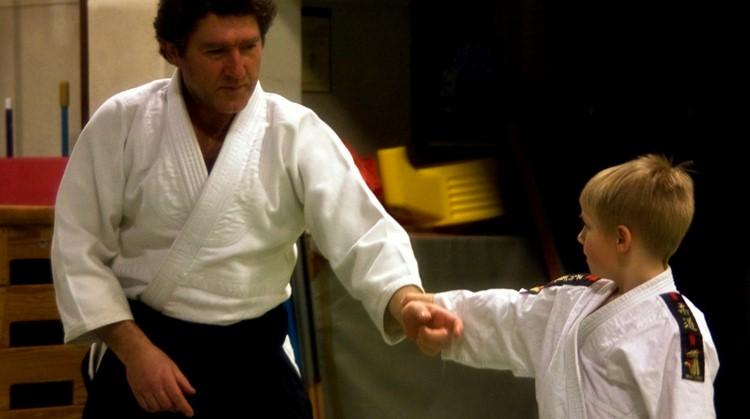 Aikido in een rolstoel afbeelding nieuwsbericht