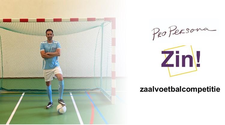Pro Persona bereidt zich voor op voetbalcompetitie 'Zin in' afbeelding nieuwsbericht