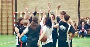 basketbal bij BV Springfield  afbeelding nieuwsbericht