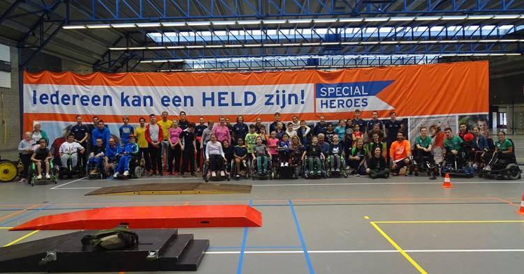 Sport Heroes Challenge in Arnhem weer een groot succes afbeelding nieuwsbericht
