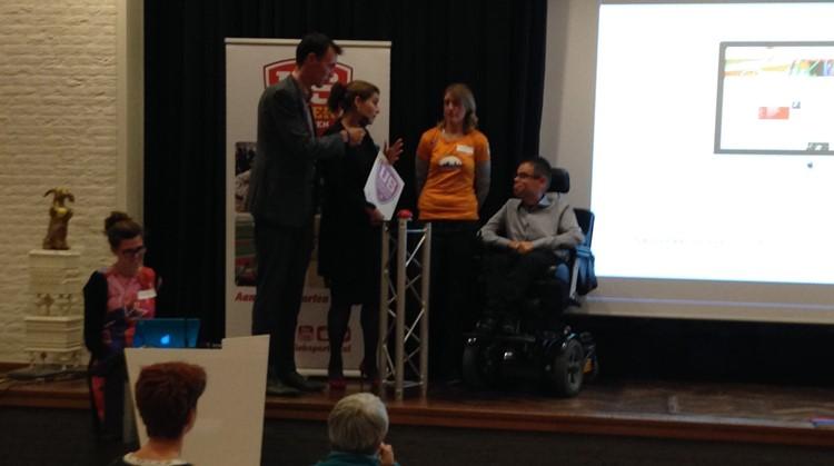 Website en app voor bewegen voor gehandicapten in Groningen afbeelding nieuwsbericht