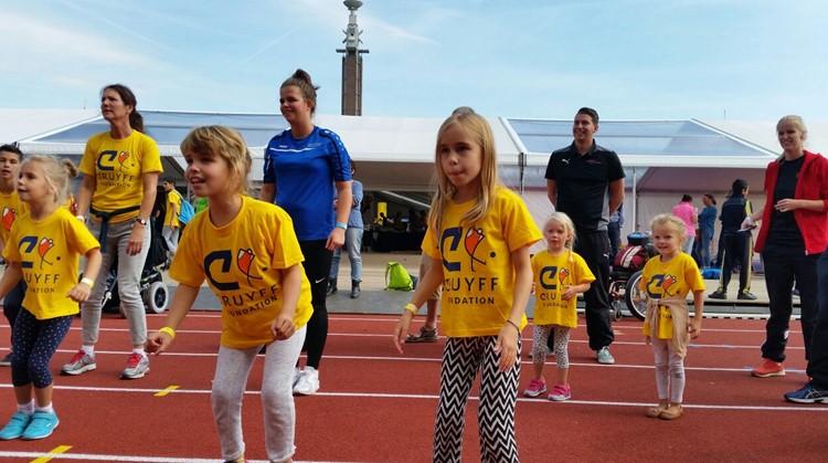 Clinic dansen bij Sportcentrum Reade afbeelding nieuwsbericht