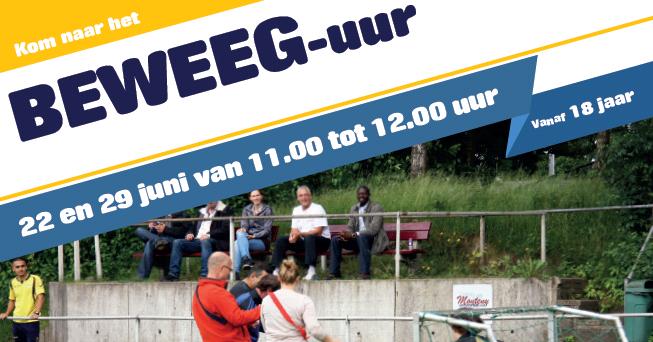 Beweeguur bij Sportclub Westervoort  afbeelding nieuwsbericht