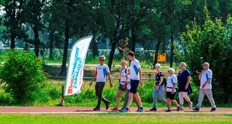 Ook Eindhoven Sport(gemeente Eindhoven) doet dit jaar voor het eerst mee aan de Nationale Diabetes Challenge (NDC). afbeelding nieuwsbericht