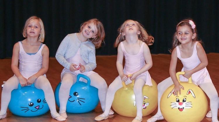 Voorstelling Balletschool Bommelerwaard afbeelding nieuwsbericht