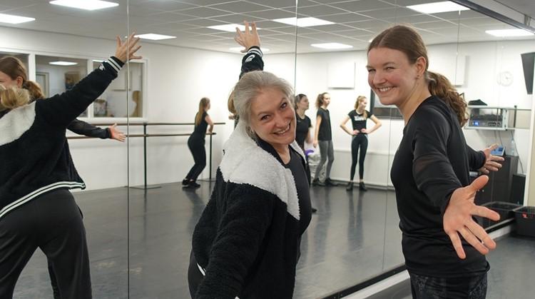 Dansen is het allerleukste! afbeelding nieuwsbericht