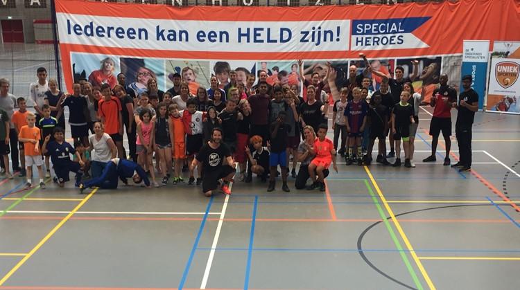 Een echt Uniek Sport Festijn op Valkenhuizen afbeelding nieuwsbericht