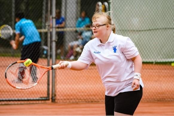Informatieavond aangepast tennis Tennisvereniging Apollo'69 te Sevenum afbeelding nieuwsbericht