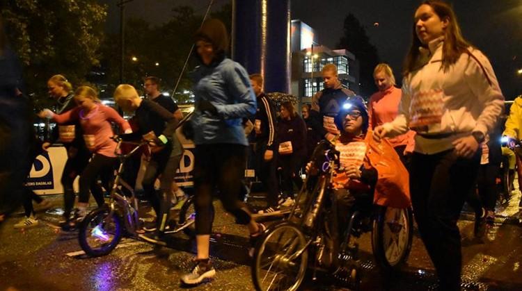Wandel, ren, step, fiets, rol mee tijdens de 5KM4ALL! afbeelding nieuwsbericht