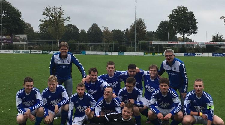 Fantastisch G-Voetbal toernooi in Venray afbeelding nieuwsbericht