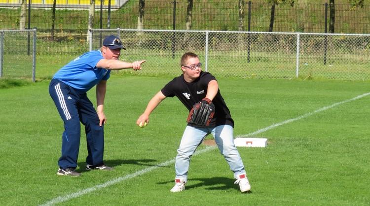 Doe mee met de proeftraining G-Honkbal in Hoofddorp afbeelding nieuwsbericht
