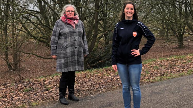 Wandelen in trek: initiatief van Cindy en Mariëlle leidt tot 'wandelvirus' afbeelding nieuwsbericht