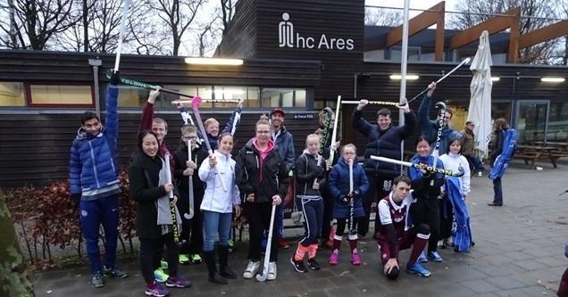 Meer deelnemers G-Hockey bij H.C. Ares doordat de sport is geintegreerd in de club cultuur! afbeelding nieuwsbericht
