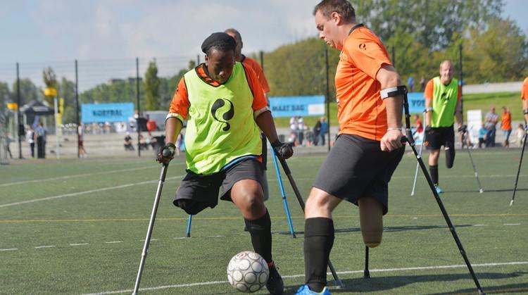 Zoektocht Paralympisch talent afbeelding nieuwsbericht