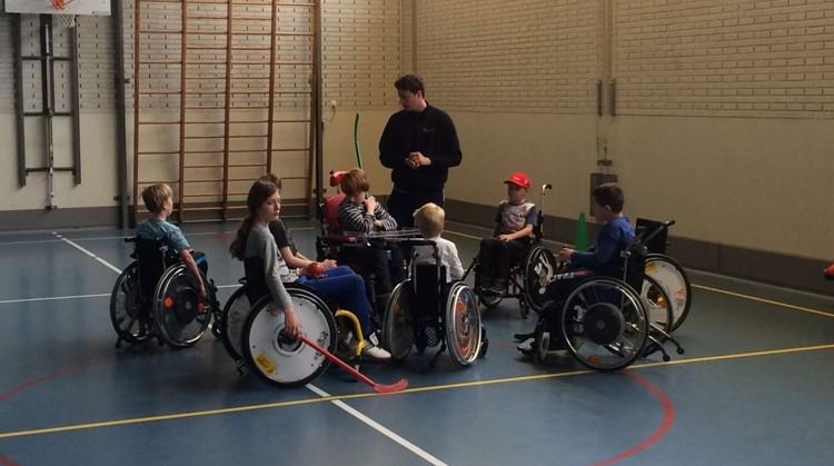Kom rolstoelsporten bij Stichting Koprol afbeelding nieuwsbericht
