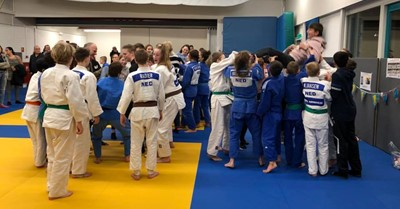 Open judotoernooi Bushi Arnhem afbeelding nieuwsbericht