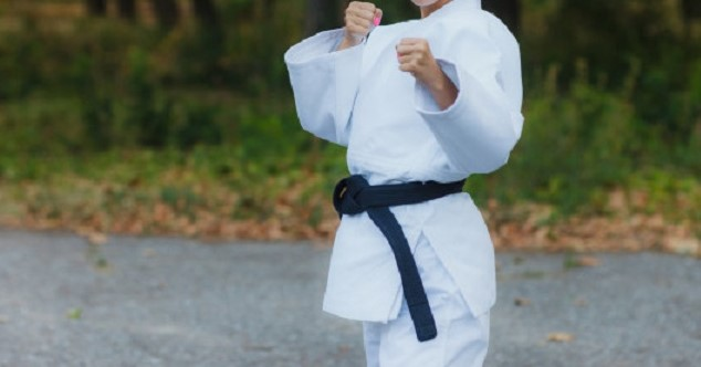 Dansen en judo in de achtertuin afbeelding nieuwsbericht