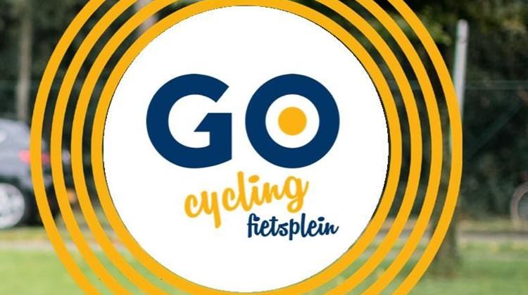 Het GO Cycling-fietsplein op zaterdag 25 september was een succes. afbeelding nieuwsbericht