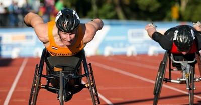 Open Nederlands Kampioenschap para-atletiek afbeelding nieuwsbericht